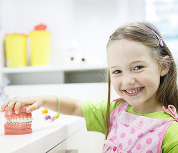 The role of a dentist in overcoming children's fears in Burlington area