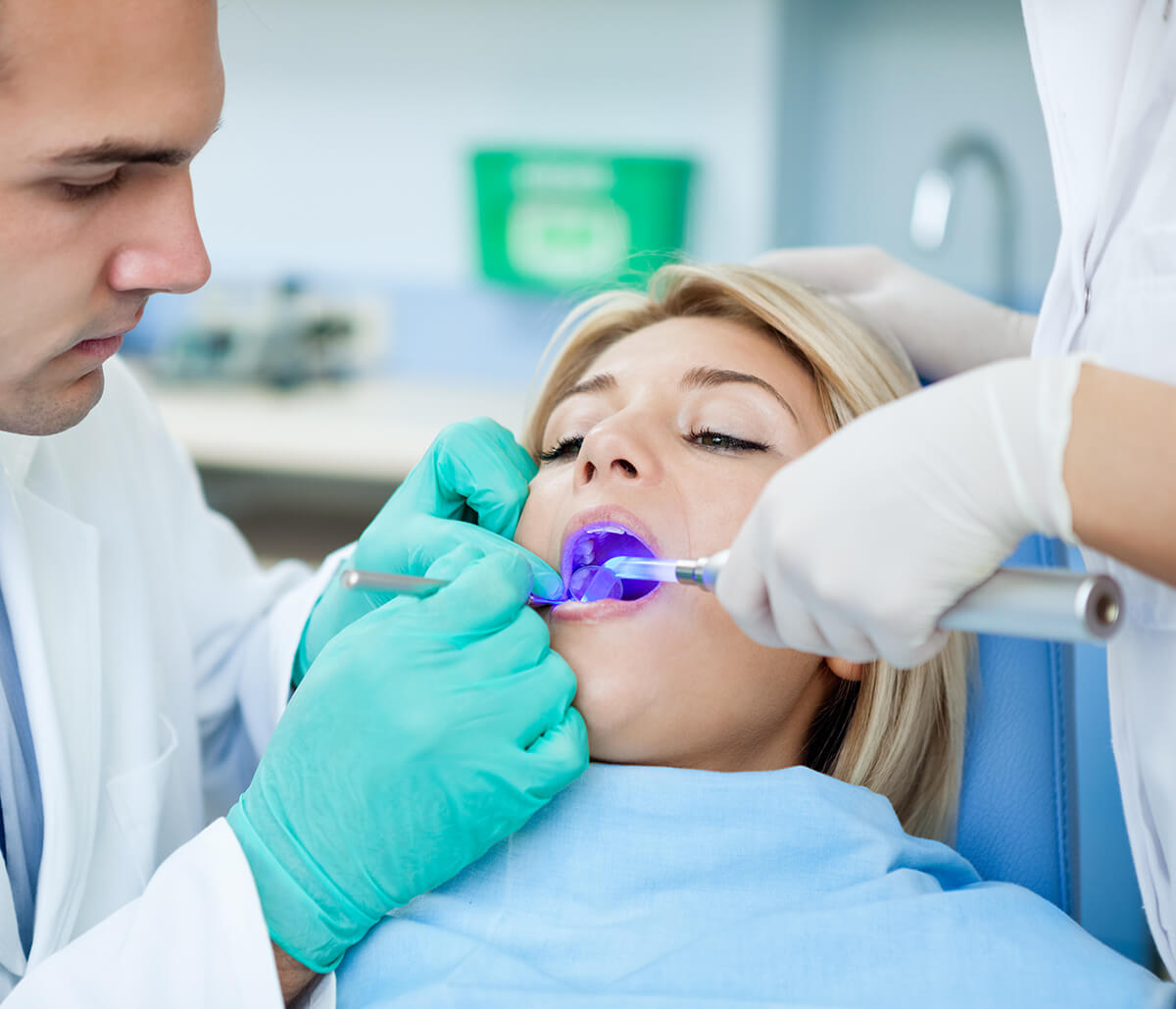 Treating Gum Disease with Lase at LaSalle in Burlington Area