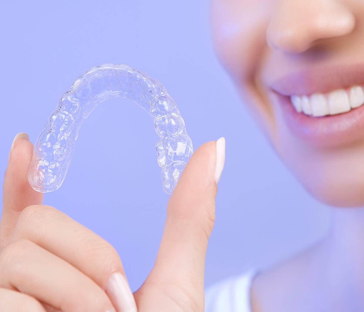 Invisalign for Teeth at Dentistry at Lasalle in Burlington Area