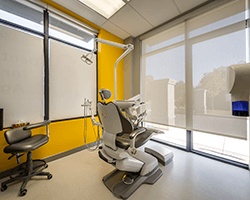 Dentistry at LaSalle Office Interior