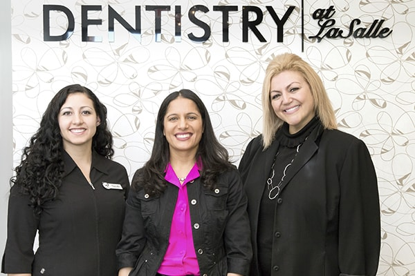 Meet The Team at Dentistry at LaSalle 1
