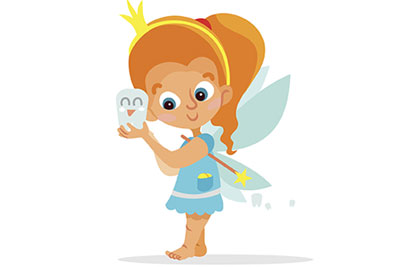 Tooth Fairy Surprises, Dentistry at LaSalle Burlington ON