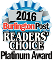 Dr. Swati has won for Best Dentist in the Reader's Choice Awards 2016!