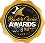 Dr. Swati has won for Best Dentist in the Reader's Choice Awards 2018!