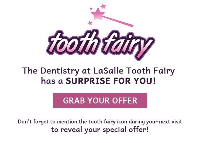 The Dentistry at LaSalle Tooth Fairy 